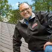 Craig Lockerbie, Vice President, Sherriff-Goslin Roofing
