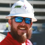 Chad Edwards, President, Longhorn Commercial Roofing