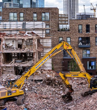 How Advanced Technologies are Helping the Construction Sector with Demolition