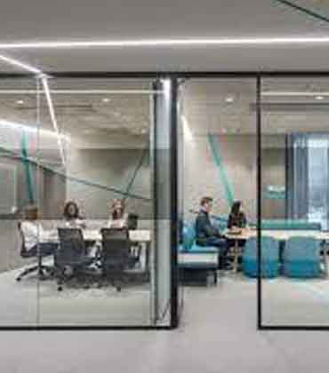 High Tech Office Designs Are Now The Reality
