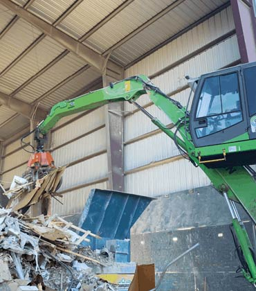 How Sorting Technologies Help in C&D Recycling