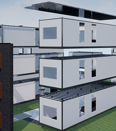 Key Tips for Modular Construction Designing