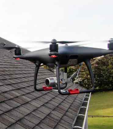How Can Drones Help with Roofing?