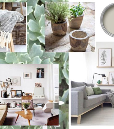Four Steps to Create a Mood Board for A Dream Room Design