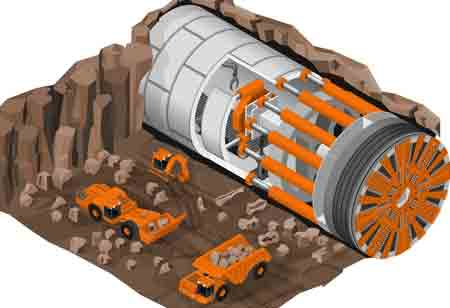 Tunneling Technologies to Overcome Challenges in Urban Areas
