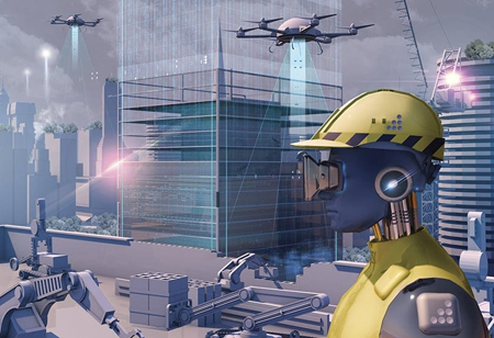 How Advanced Technologies are Benefitting Construction Industry