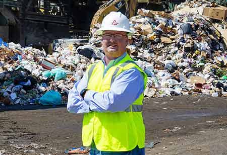 Athens Services: Remodeling the Local Waste Diversion Approach